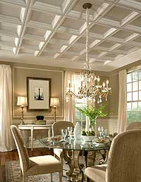 Coffer Ceiling System