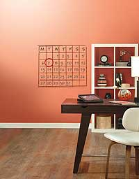 Paint a White Board Wall